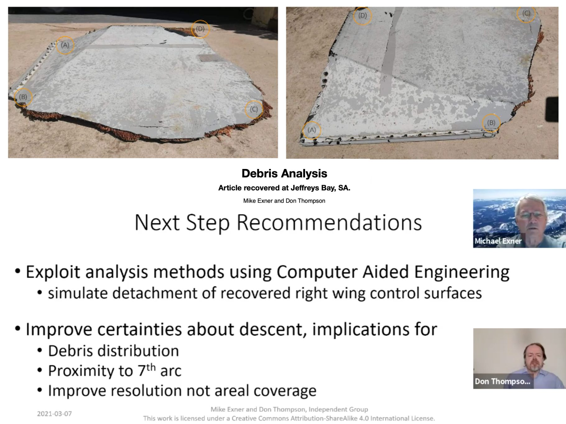 New Debris Analysis: A Potential Game Changer